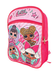 "LOL Surprise! Backpack 16"" Queen Bee Fancy Merbaby Diva"