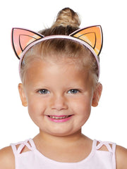 Girls LOL Surprise Kitty Queen Cat Ears Headband