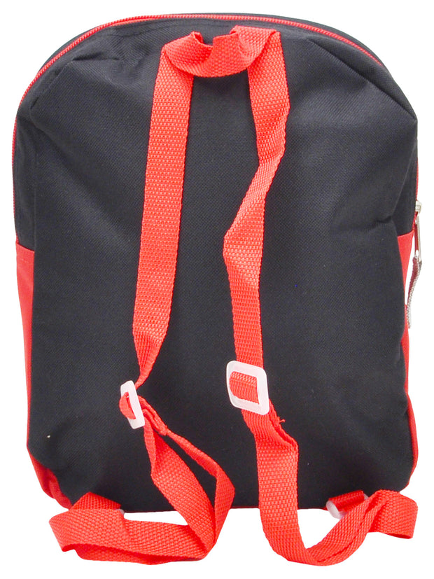 "Team Incredibles Toddler Backpack 11"" Red with Pencil Case 2Pcs"