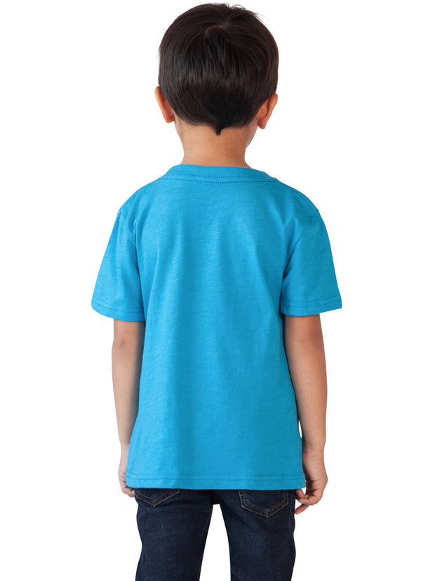 Peanuts Snoopy T-Shirt Toddler Baby Boys Short Sleeve Blue