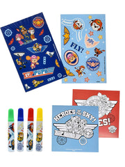 Paw Patrol Art Activity & Mini Backpack Set Markers Stickers Posters