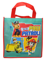 "2 Paw Patrol Large 13"" Group & ""Call the Paw Patrol"" Tote Bag 2 Pack"