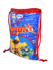 "Disney Toy Story 4 Sling Bag 15"" w/ Elastic Stretch Hair Terries and Pony Ties"