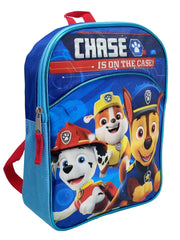"Paw Patrol 11"" Backpack Chase Is On The Case with Grab & Go Party Play Pack"