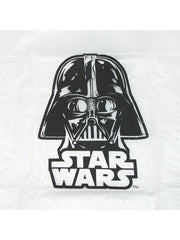 Boys Kids Darth Vader Star Wars Rain Poncho