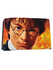 Harry potter Ron Hermione Bath and Beach Towel 58x28 w/ Gryffindor Tote Bag