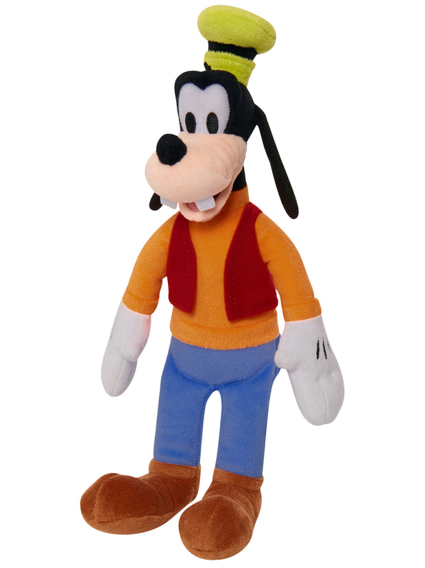 "Disney Goofy Plush Toy 11"" Stuffed Doll Mickey Mouse Clubhouse"