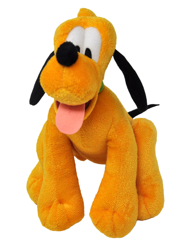 "Disney Pluto Plush Doll Toy 9"" Stuffed Animal"