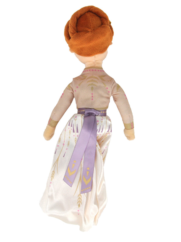 "Disney Frozen II Anna Small 10"" Plush Doll Toy"