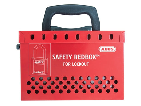 "Abus B835 Safety Redboxт""Ђ For Group Lockout"