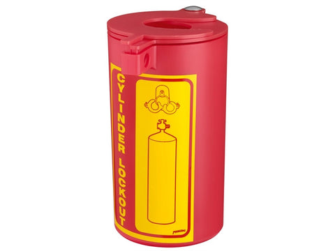 ABUS P606 Gas Cylinder Lockout