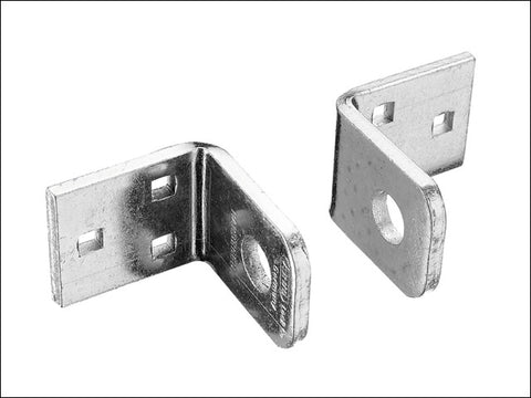 Abus 115/100 Locking Brackets Pair Carded