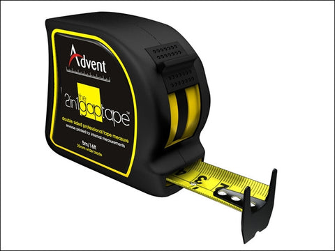 Advent 2-In-1 Gap Tape - Double Sided 5m / 16ft (Width 25mm)