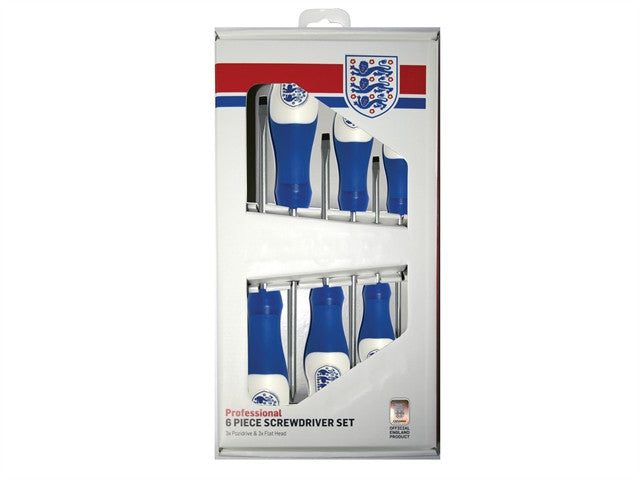 Advent Official England Screwdriver Set of 6