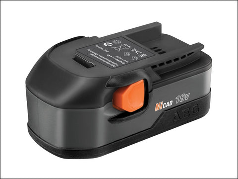 A.E.G. B1814G Battery Pack 18 Volt 1.4Ah NiCd