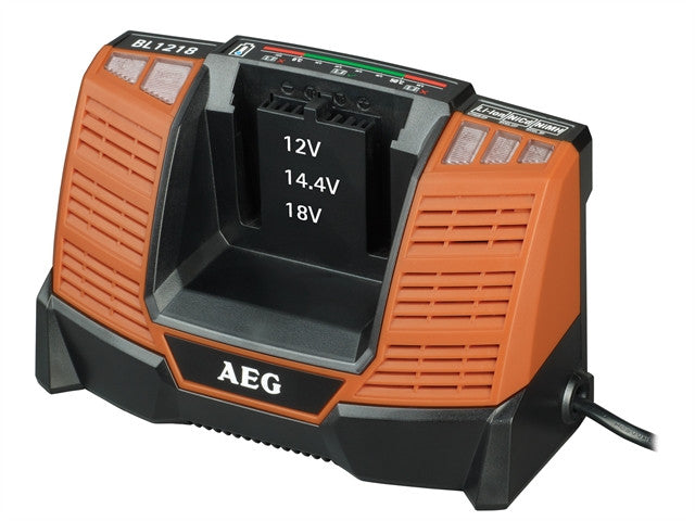 A.E.G. BL1218P Multi Chemistry Charger 12-18 Volt NiCd/Li-Ion