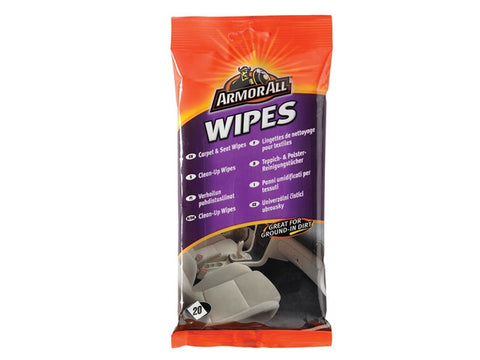 ArmorAllТЎ All Round Wipes Pouch of 20