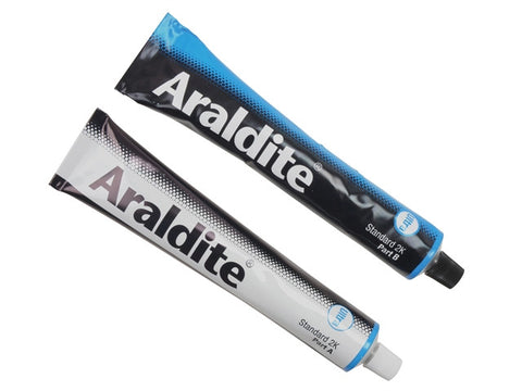 AralditeТЎ Industrial Standard Epoxy 2 x 100ml Tubes