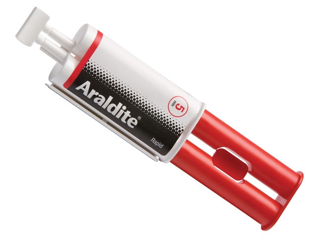 AralditeТЎ Rapid Epoxy Syringe 24ml