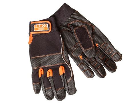 Bahco Power Tool Padded Palm Glove
