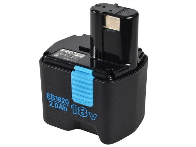 Hitachi EB 1820 Battery 18 Volt 2.0Ah NiCd