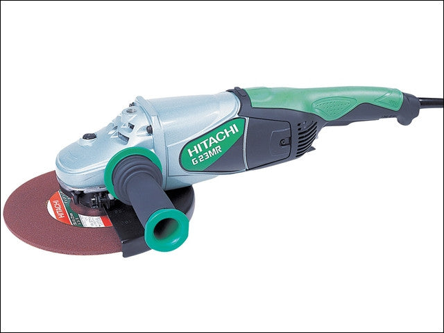 Hitachi G23MR 230mm Angle Grinder 2400 Watt