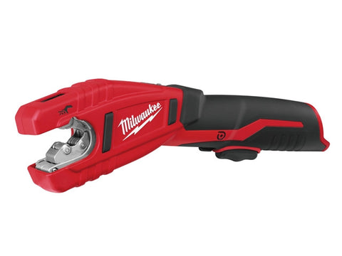 Milwaukee C12 PC-0 Compact Pipe Cutter 12 Volt Bare Unit