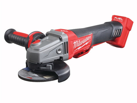 "Milwaukee M18 CAG115XPDB-0 115mm Fuelт""Ђ Brushless Angle Grinder 18 Volt"
