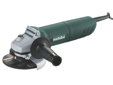 Metabo W-1080-125 125mm Angle Grinder 1080 Watt 110 Volt