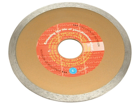 Plasplugs General Purpose Diamond Wheel 110mm