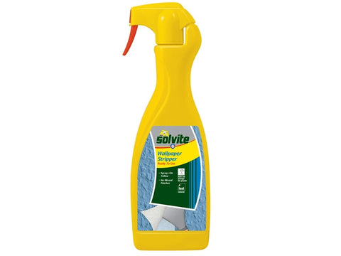 Solvite Easy To Use Wallpaper Stripper 1 Litre