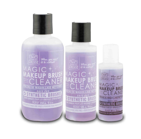 Brush Cleaner Purple
