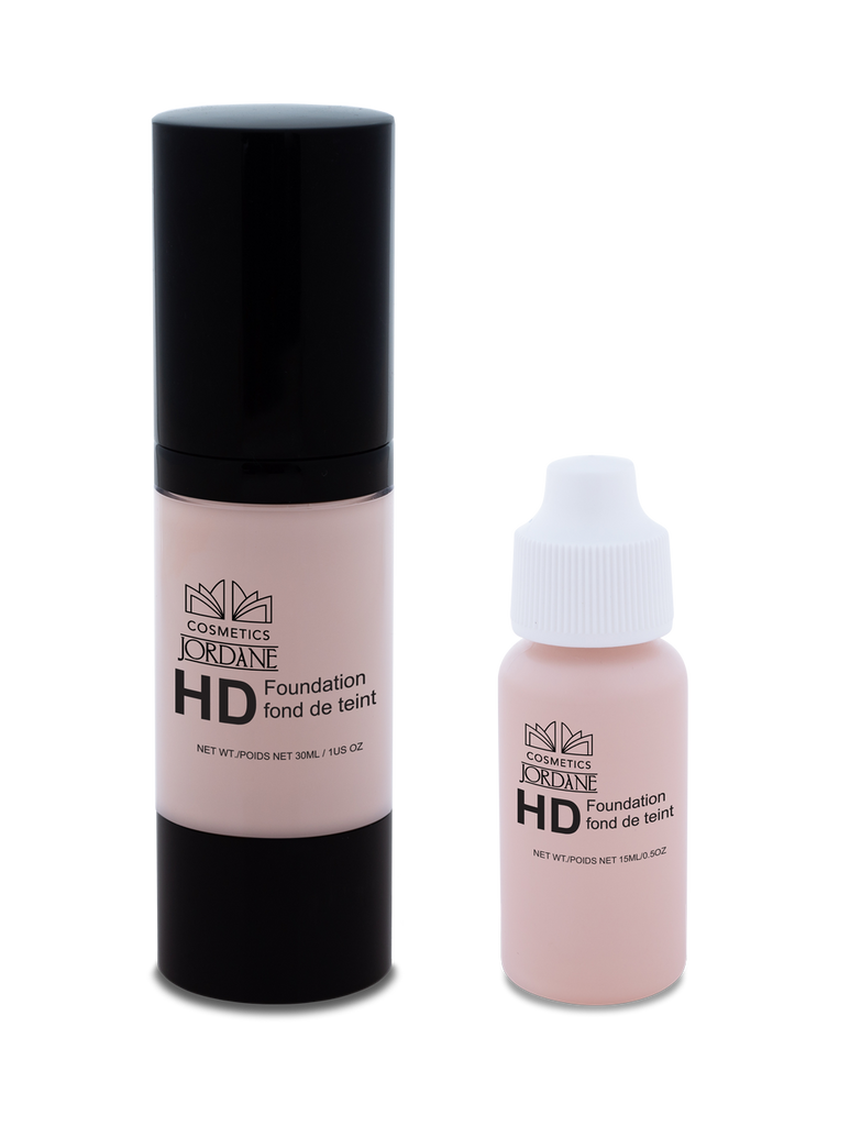 100 - Extra Light Porcelain HD Liquid Foundation