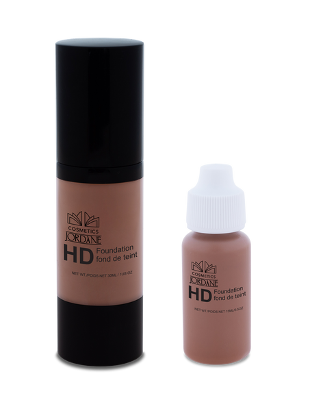 108 - Coffee Bean HD Liquid Foundation