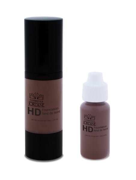 109 - Amber HD Liquid Foundation