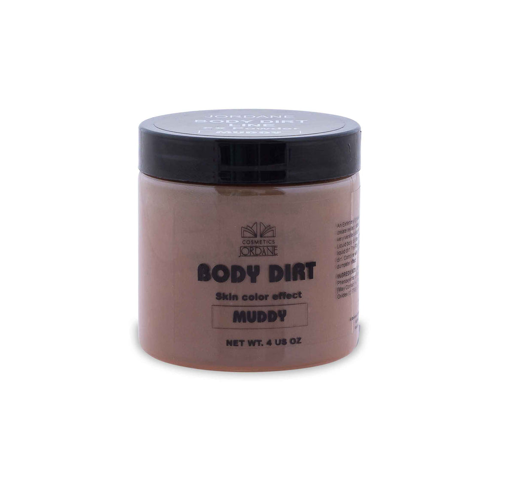 Body Dirt Powder Muddy