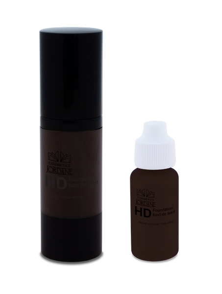 160 - Roasted Coffee - HD Liquid Foundation