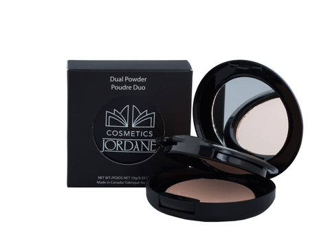 201 - Light Porcelain Dual Foundation