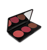 Trio Blush Palette Burgundy Wine