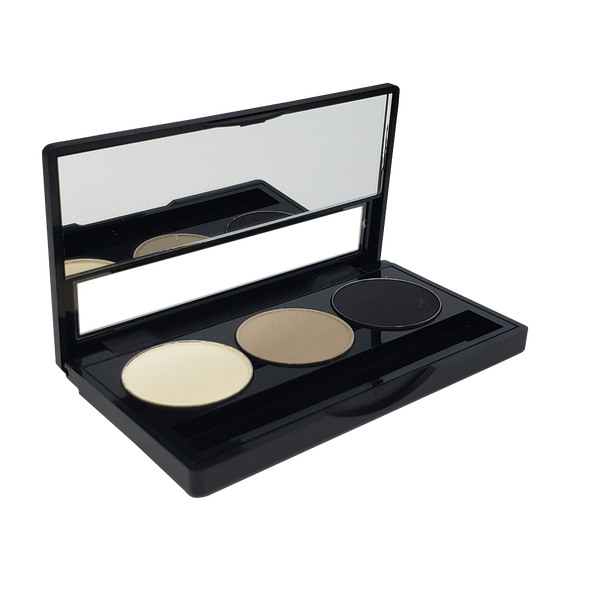 Trio Smokey Eyeshadow Palette