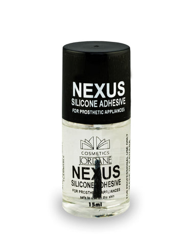 NEXUS Silicone Adhesive for prosthetic Appliances ( 15ml with Brush).