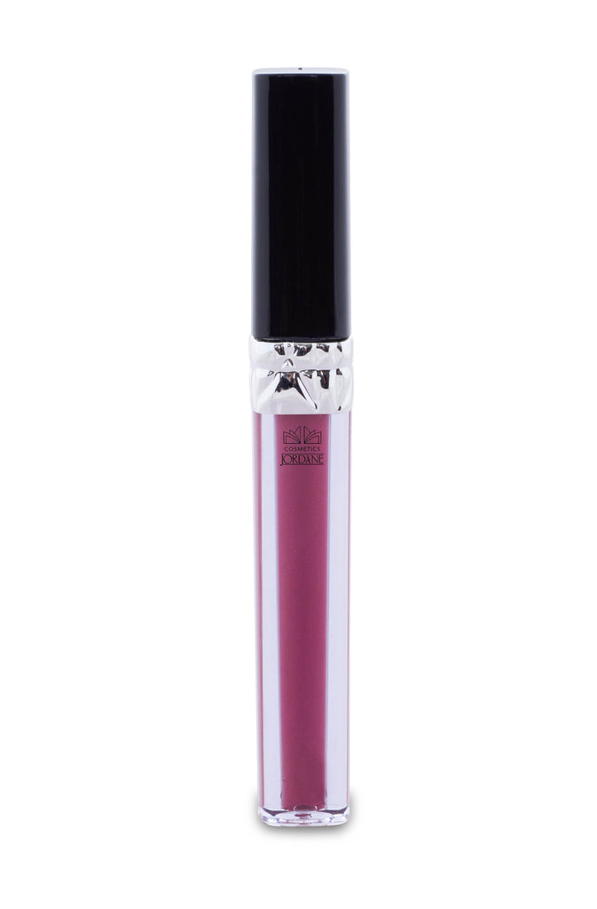 4513 Gorgeous Liquid Lipstick (Satin) - Black Shinny Cap
