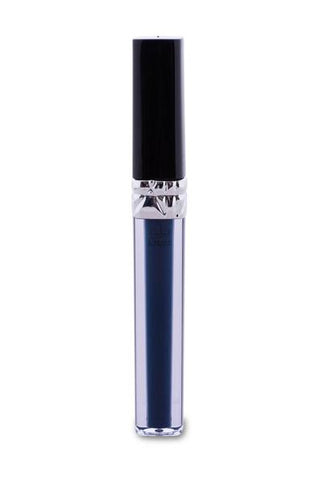 4520 Paradise Blue Liquid Lipstick- Black Shinny Cap