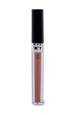 4529 Liquid Lipstick Fashionable (Gold Metallic) - Black Shinny Cap