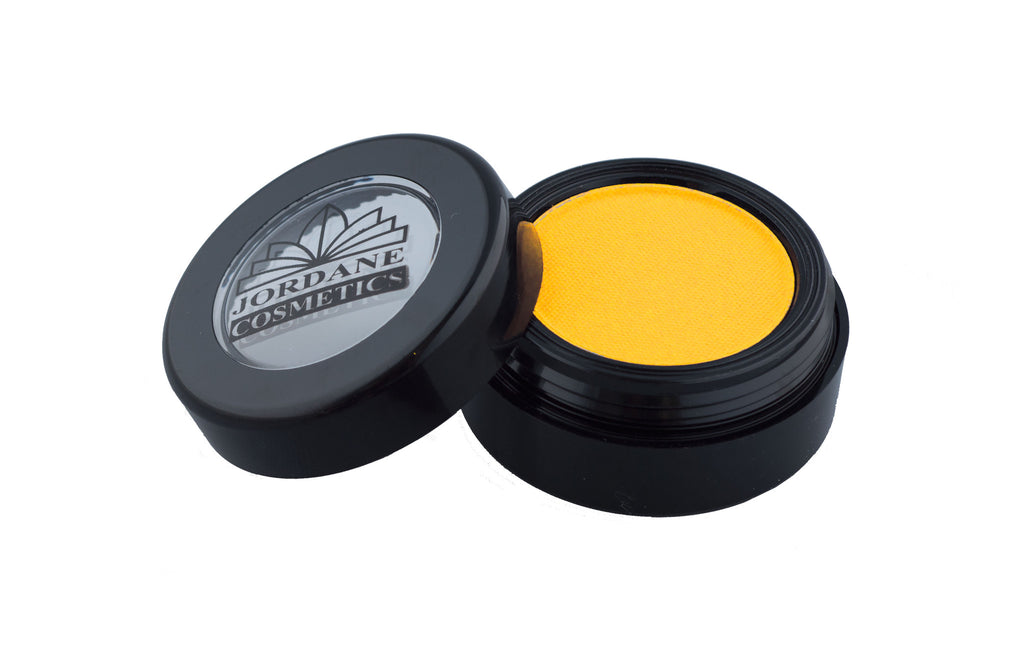 7041 Canary Yellow Eyeshadow