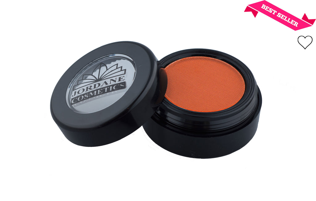 7050 Orange Eyeshadow