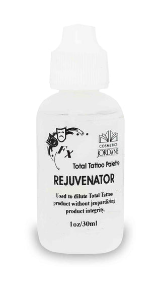 Rejuvenator  For Total Tattoo Cover