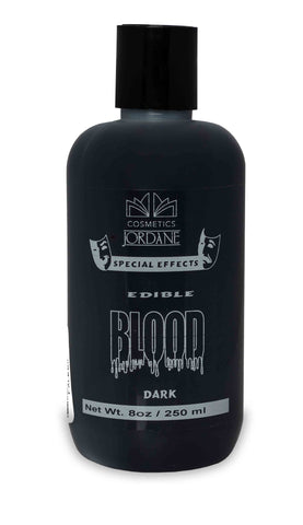 Liquid Edible Blood Dark 8oz