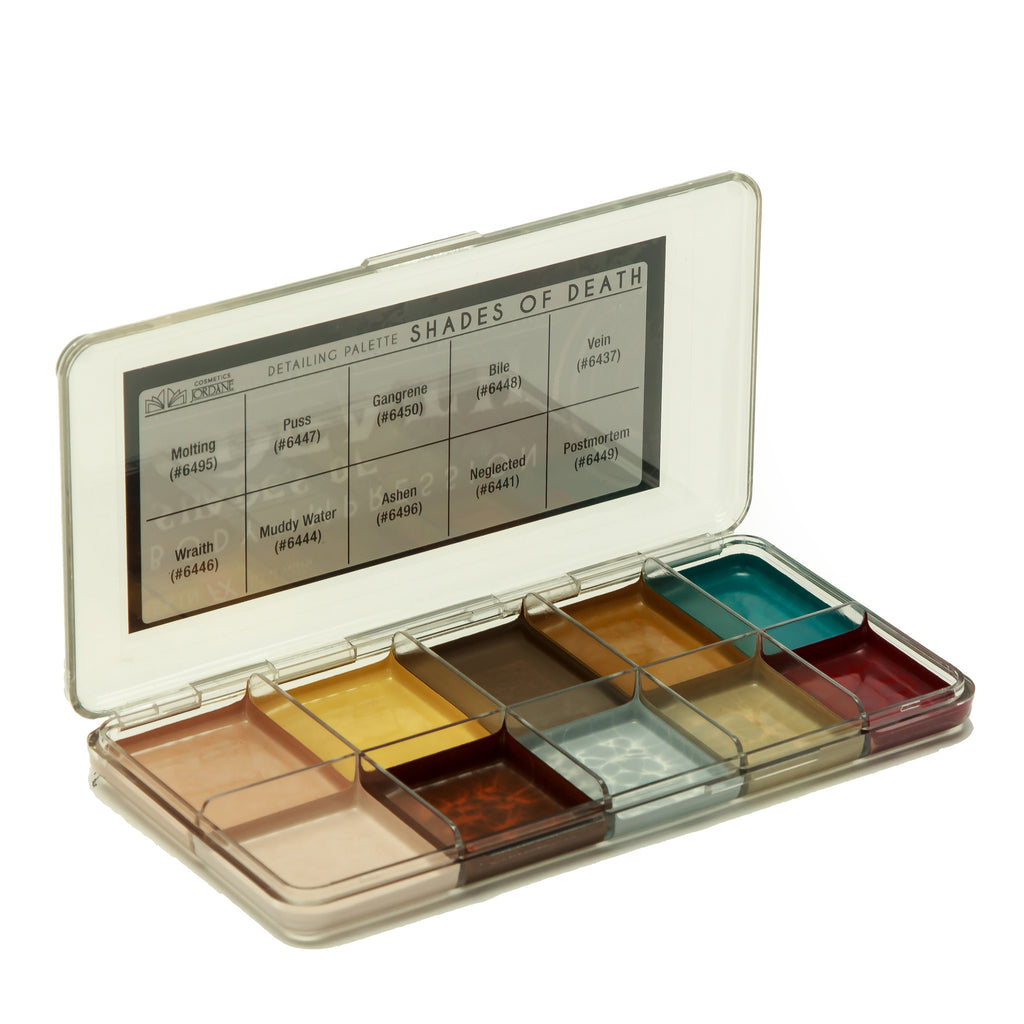 Single Color Refill Shades of Death Palette Body Impression (1) Color