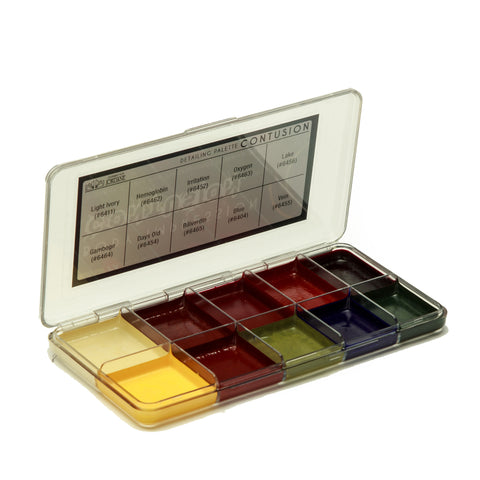 Contusion  Alcohol Detailing Palette Body Impression